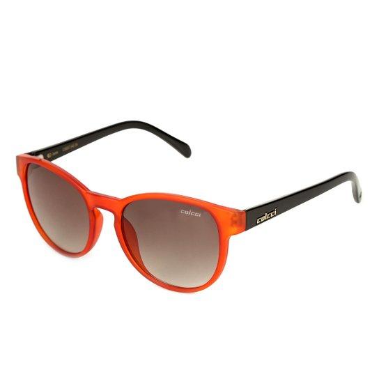 7c60322cfd5f0 Óculos de Sol Colcci June Masculino - Laranja - Compre Agora