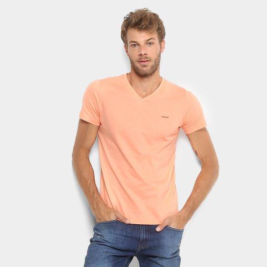 Camiseta Colcci Gola V Masculina - Compre Agora  411a708f76c