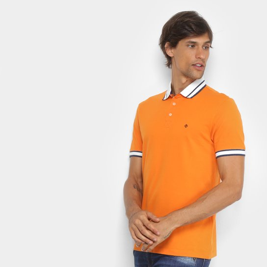 Camisa Polo Forum Masculino - Compre Agora  373d1c7d60428