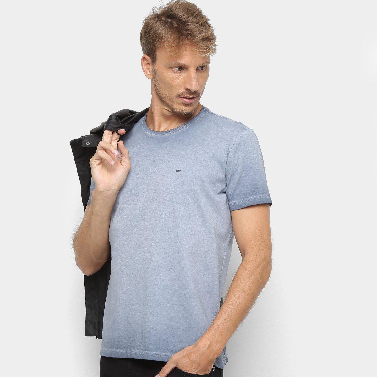 ebef92256 Camiseta Ellus Retrocolor Class Masculina
