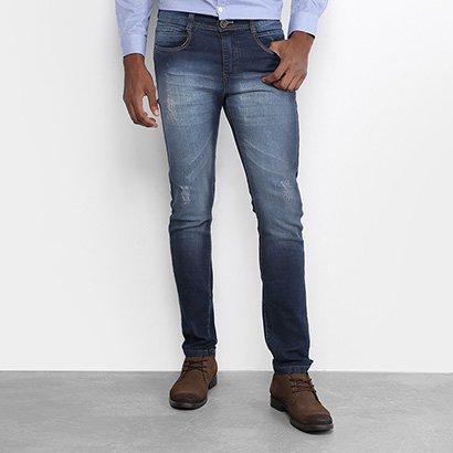 Calça Jeans Skinny Opera Rock Masculina