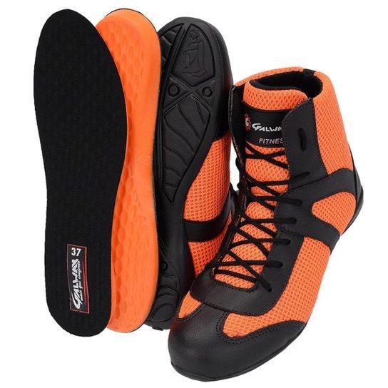 5924aafc790 Tênis Cano Alto Academia Fitness G. Way Feminina - Compre Agora ...