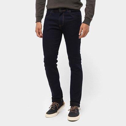 Calça Jeans Skinny Coffee Lisa Masculina