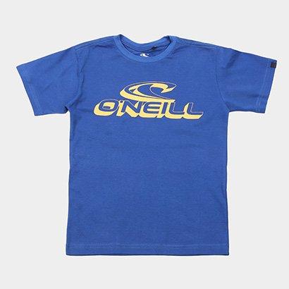 Camiseta Infantil O'neill Logo Masculina