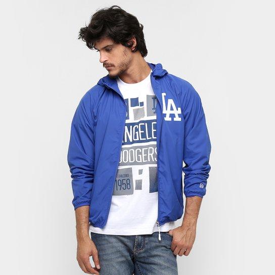 6c8e8db9f6 Jaqueta New Era MLB Wind Invernito Los Angeles Dodgers - Compre ...