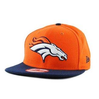 35731d33fa388 Boné New Era Snapback Original Fit Denver Broncos - NFL