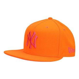 Boné New Era MLB 950 Af Neon Color New York Yankees 84bf65278ad
