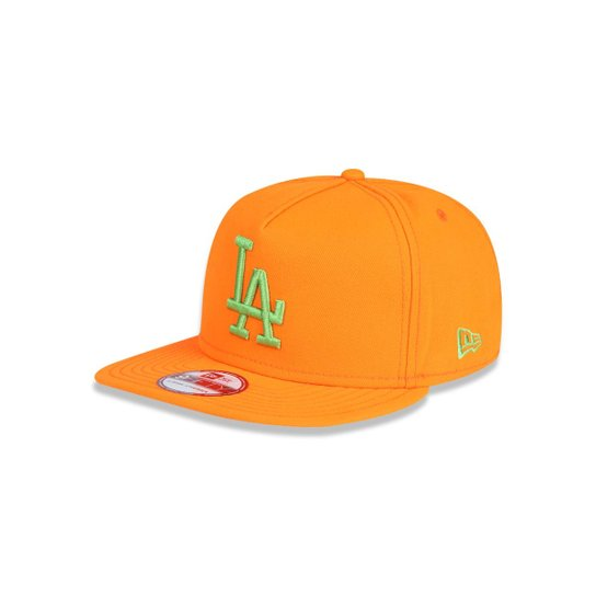 Boné 950 A-frame Los Angeles Dodgers MLB Aba Reta New Era - Compre ... 70c844ddd78