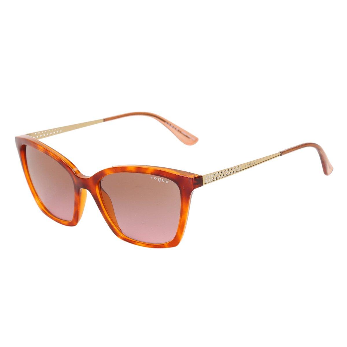 Óculos De Sol Vogue Metal Com Lentes De Plástico 0VO5333SL27931454 Feminino