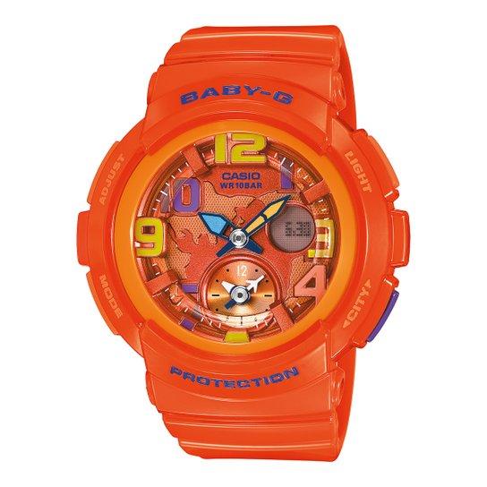 a0ca86ffb6c Relógio Digital G Shock Baby G GA-110WG-7ADR - Compre Agora