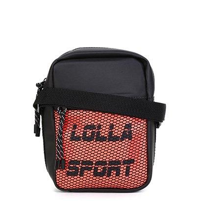 Bolsa Shoulder Bag Santa Lolla Sport Nylon Feminina
