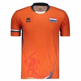 Camisa Nike Holanda Home 2016 s nº - Compre Agora  dcff92bda7359