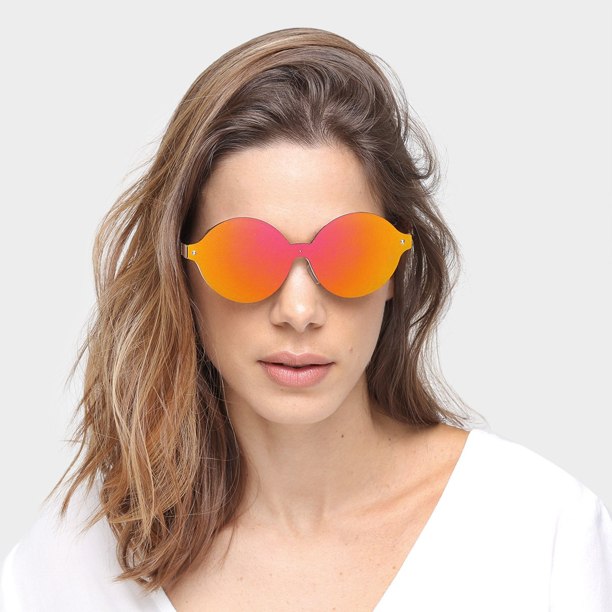 35d2c222e Óculos de Sol Moto Gp Pro Sharon 05 - Shopping TudoAzul