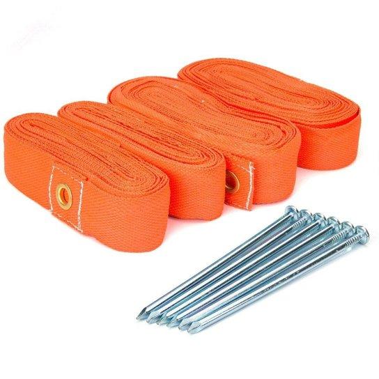 79549ef70 Marcação Spin para Beach Tennis Azul - 6 Fixadores - Compre Agora ...