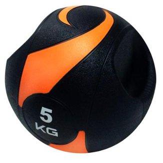 e3601988c7fbc Bola Liveup De Peso Medicine Ball Ls3007A 5 Com Pegada 5Kg