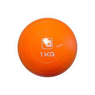 79e48075c70f9 Bola com Peso Toning Ball com 1kg Liveup