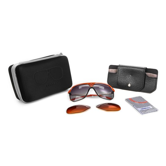 89df70c5a Óculos Absurda Liberdade M.E 205112233 Masculino - Laranja | Netshoes