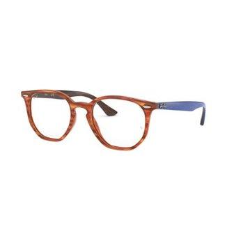 20df876c4e8 Armação de Óculos Ray-Ban Hexagonal Feminino