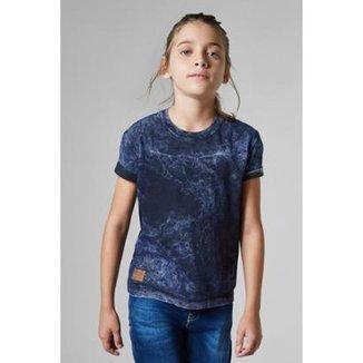 Camiseta Infantil Dupla Face Petrolina Reserva Mini Masculina 8e881b34ebc6e