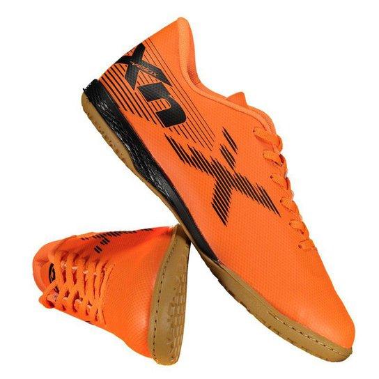 50b5ef5d39 Chuteira Futsal Oxn Velox 2 Masculina - Laranja - Compre Agora ...