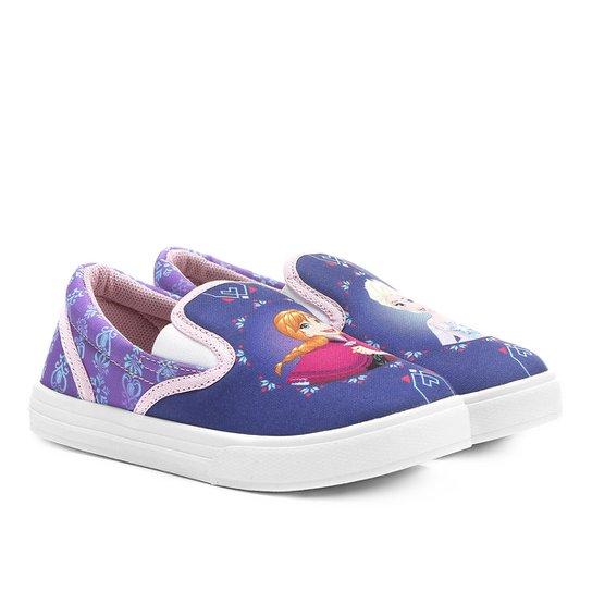 Tênis Iate Disney Frozen Infantil - Compre Agora  cf5f62f061510