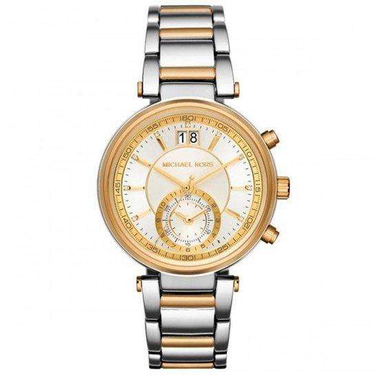 573ac9bb8cb Relógio Michael Kors Sawyer MK6225 5KN - Compre Agora