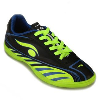 3a7cc477bd7a9 Chuteira Futsal Dsix Masculina