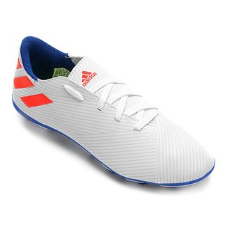 bffcea3049 Chuteira Campo Juvenil Adidas Nemeziz Messi 19 4 FXG
