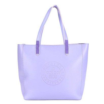 Bolsa Colcci Shopping Bag Avesso Color Feminina