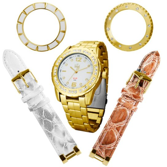 4df6784e618 Relógio Dumont Vip SK85297B - Compre Agora
