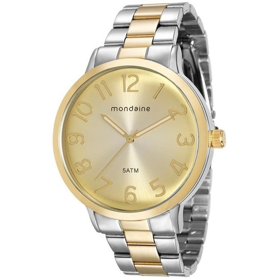 4aece619ba2 Relógio Feminino Mondaine Analógico - Compre Agora