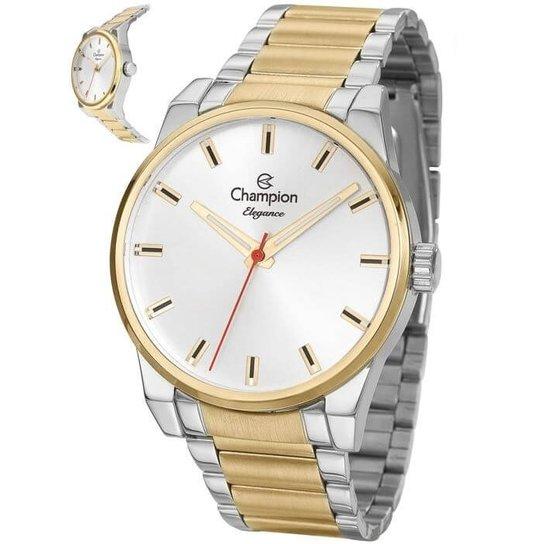34f230f8097 Relógio Champion Feminino Elegance Cn27590B - Compre Agora