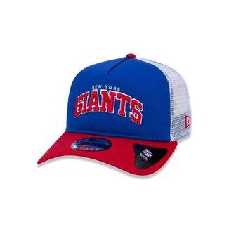 680826cfa4780 Boné 940 New York Giants NFL Aba Curva Snapback New Era
