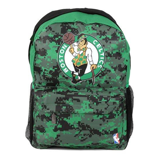 Mochila Boston Celtics NBA Medium 17 - Compre Agora  2b82bd94831fe