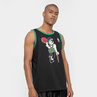 0a69eabef5 Camiseta Regata Machão NBA Masc First Celtics 17
