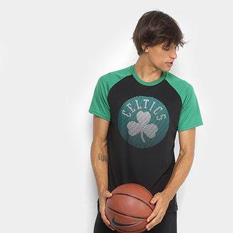 50b5e97f69 Camiseta NBA Boston Celtics Masculina
