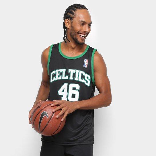 e5c4179889 Regata NBA Boston Celtics Retrô Masculina - Compre Agora