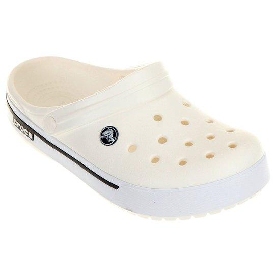 a3c7de1cf9 Sandália Crocs Crocband 2.5 - Branco