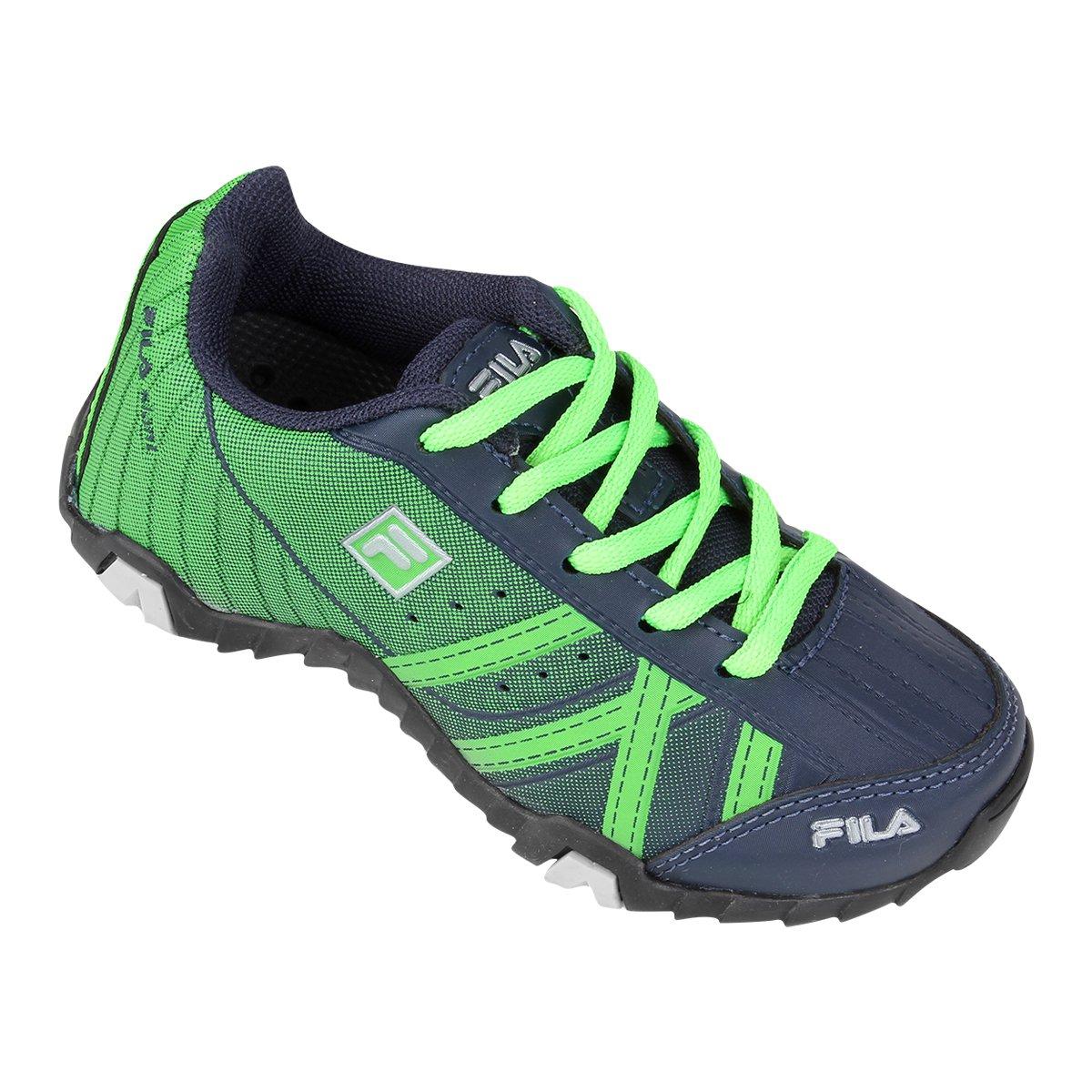 330c4bfba1b FornecedorNetshoes. Tênis Infantil Fila Slant Summer