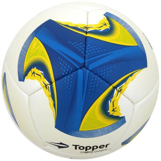Bola Futebol Topper V12 Campo - Compre Agora  a9b9fec2ae0d8