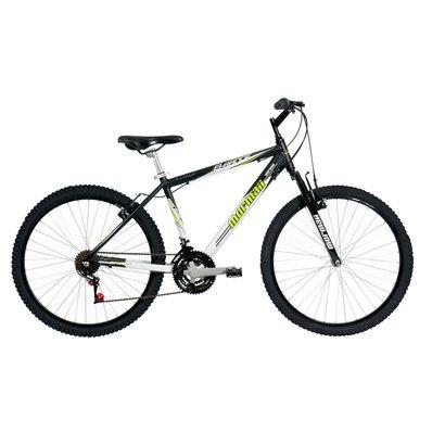 Bicicleta Mormaii B-Range Susp 21 V - Aro 26
