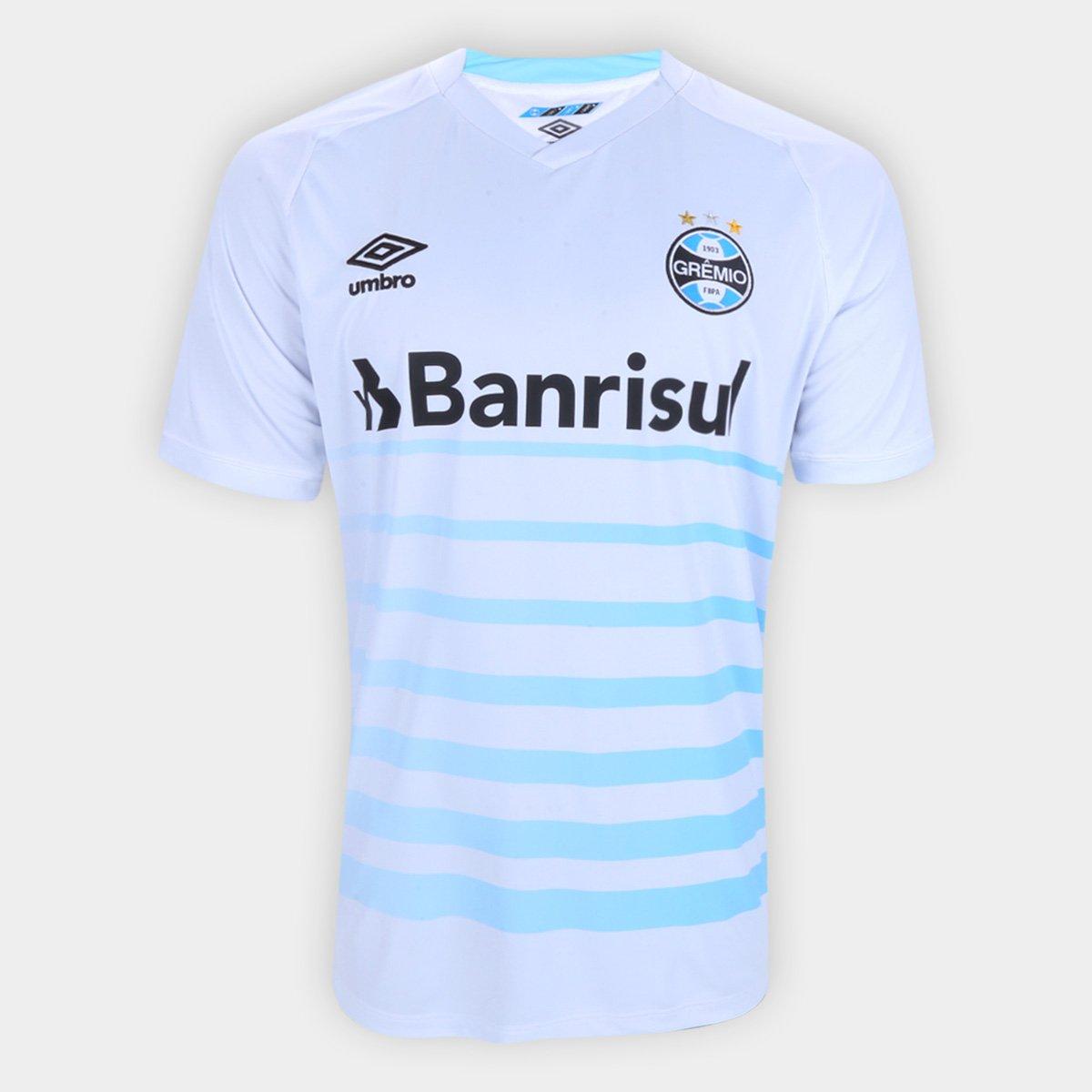 Camisa Grêmio II 21/22 s/n° Torcedor Umbro Masculina