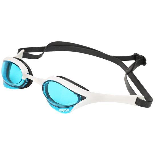 4d87f09ae11dd Óculos Arena Cobra Ultra - Branco e Azul - Compre Agora   Netshoes