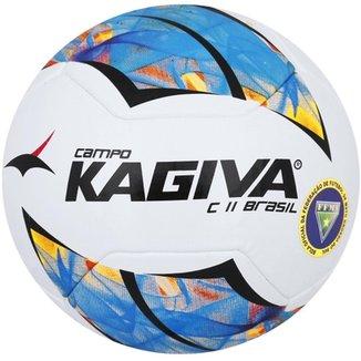 Bola Kagiva Futebol Campo C11 Brasil 9806d8cb4be29