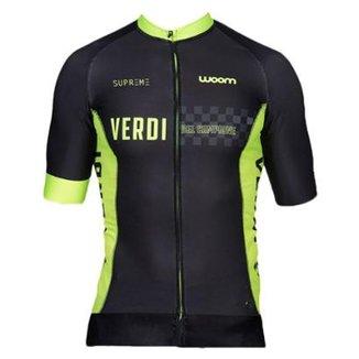 84299f14e6 Camisa Supreme Woom Verdi