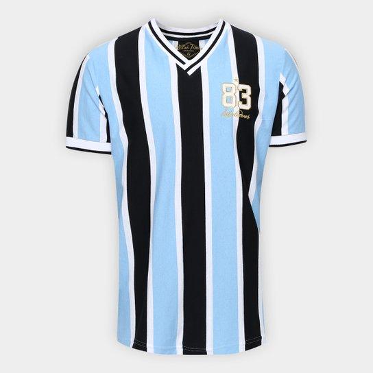 b97d04dbc21ff Camisa Retrô Tricolor 1983 Masculina - Compre Agora
