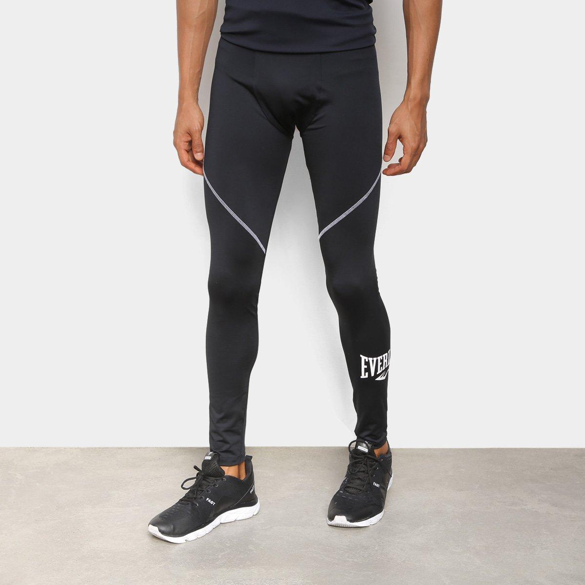 Calça Legging Everlast Workout Masculina