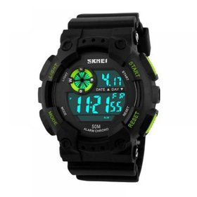 c986faa9485 Relógio Skmei Digital 0961 - Verde - Compre Agora