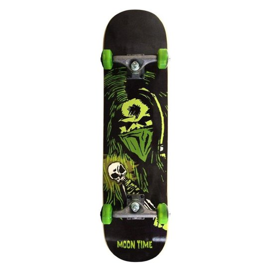 ee31d6ec1b Skate Completo OWL Sports Moon Time 32
