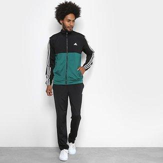 Agasalho Adidas Back 2 Basic 3S Masculino a70f1968b9f58